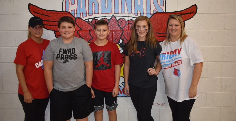 Cardinals of the Week!