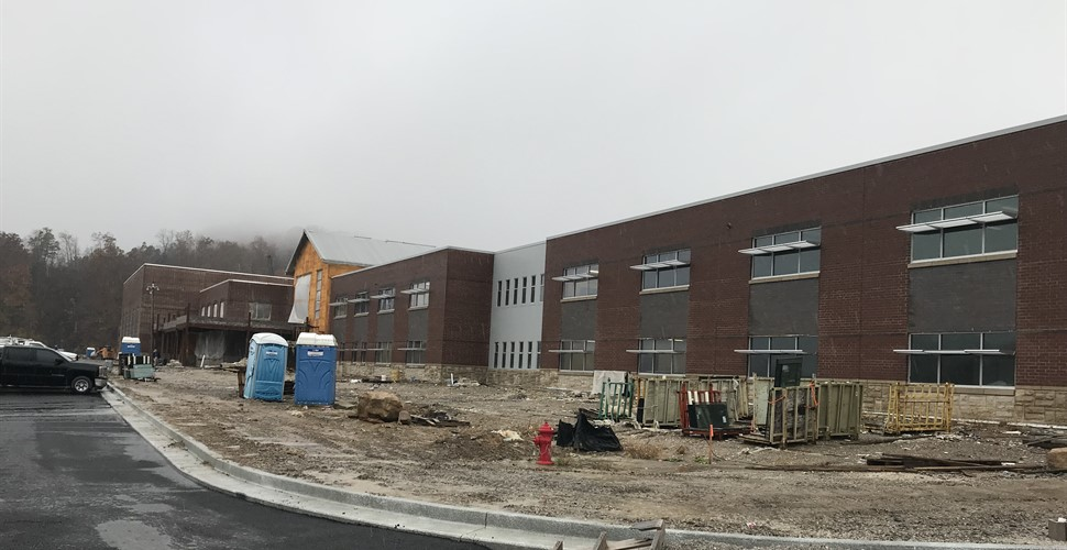MCHS Construction. November, 2018.