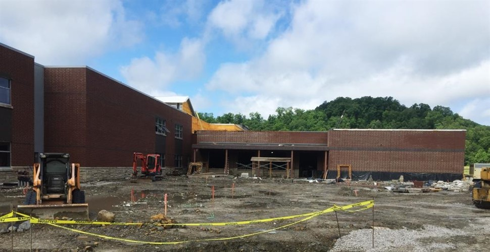 MCHS Construction. June, 2018.