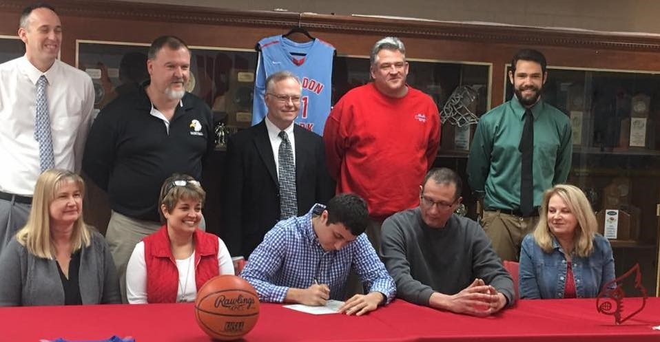 Shawn Moore Signs With Alice Lloyd College